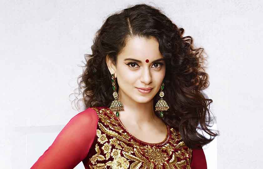 Bollywood queen Kangana Ranauts