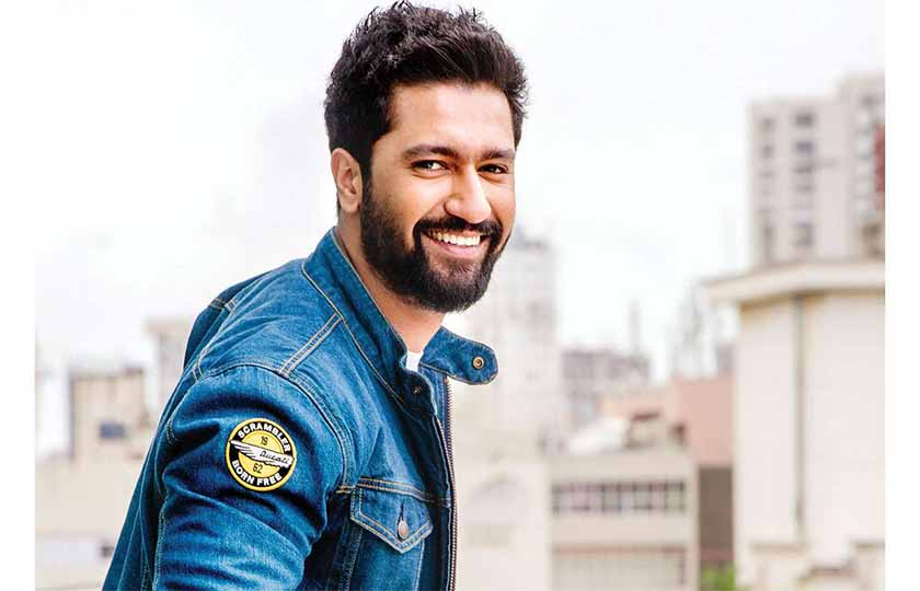 Vicky Kaushal released the poster
