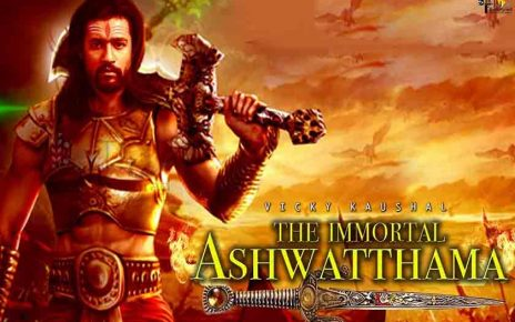 Vicky Kaushal released the poster of Ashwathama